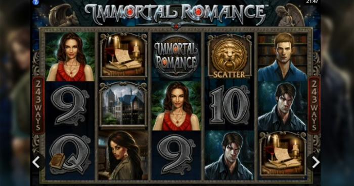 Immortal Romance(イモータルロマンス)